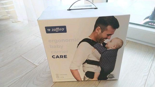 Nosidełko nowe Zaffiro Care dla dzieci od 4 do 36 miesiąca