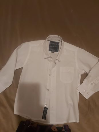 Koszula cool club biała 92cm