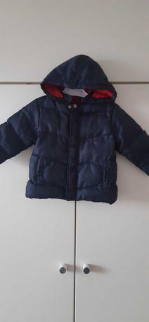 Курточка осіння 9-12міс