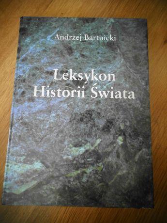 Leksykon Historii Świata - Andrzej Bartnicki