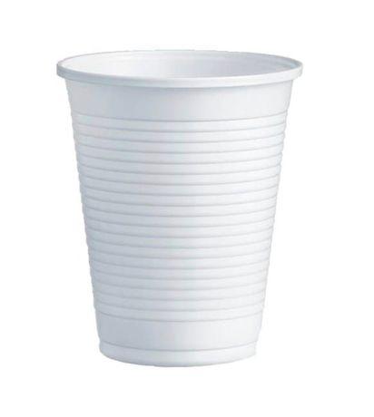 Caixa de Copos de plastico descartável AG200 Branco