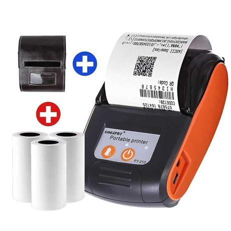 Impressora Térmica para Talões/Recibos 58mm Bluetooth Portátil PC POS