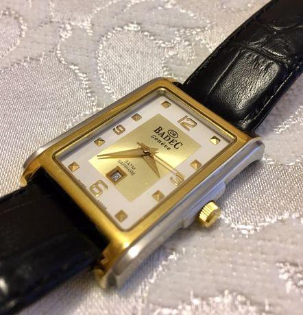 Кварцевые часы BADEC, Швейцария