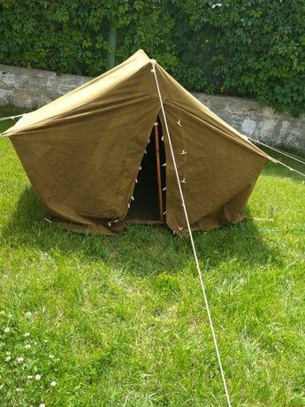 Продам новую двухместную брезентовую палатку