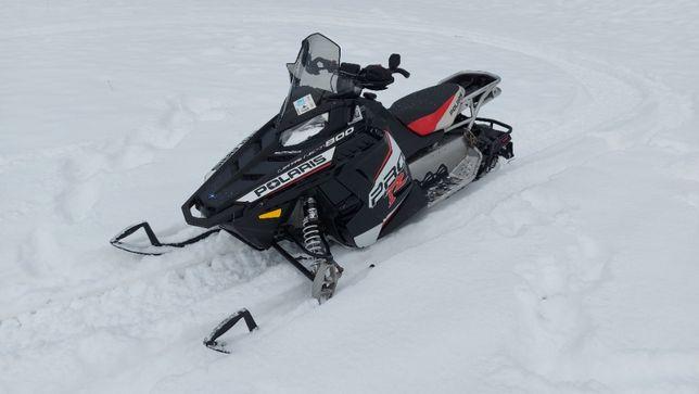 Skuter Śnieżny 2013 Polaris SWITCHBACK 800 PRO R
