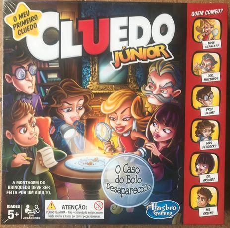 Jogo Cluedo Junior