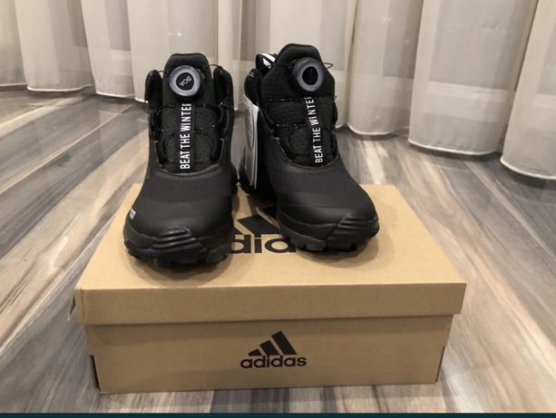 Ботинки adidas boa fortarun сапоги ecco reima geox nike