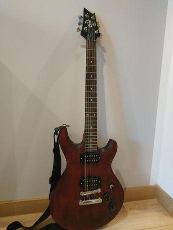 Gitara elektryczna Cort m200 + piecyk Stagg 38 W