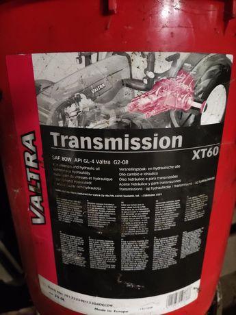 Olej Valtra Transmission XT60 (SAE 80W API GL-4Valtra G2-B10)