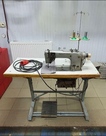 Maszyna do szycia dwuigłowa Durkopp Adler