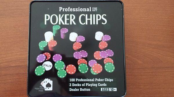 Poker Chips для детей 10+