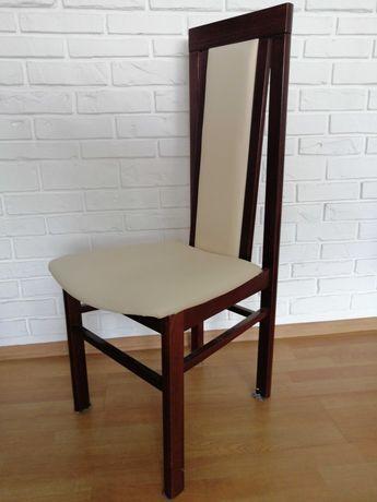 4 krzesła do jadalni lub salonu
