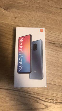 Xiaomi Redmi Note 9s 6gb/128gb - Nowy!!!