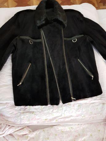 Мужская норковая куртка, новая.  52 54, 56 размер