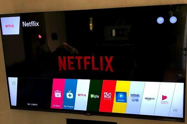Tv LG 55lb671v led 3D wifi smart