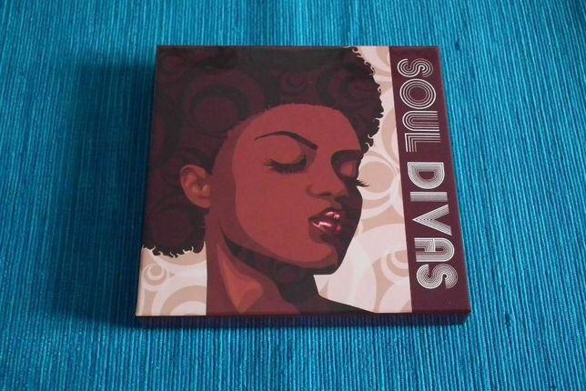 Soul Divas - 4 cd