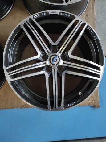 132 felgi aluminiowe MAM R18 5x108 VOLVO  Bardzo Ładne