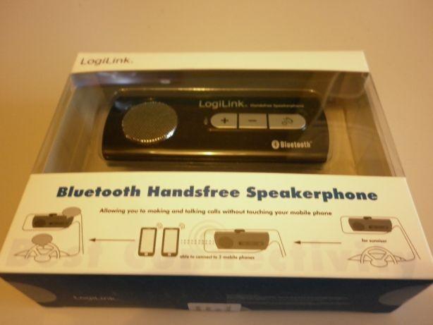 Zestaw głośnomówiący LogiLink LOGILINK Bluetooth (BT0014)