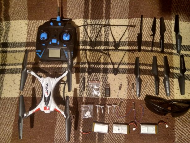 квадрокоптер JJRC H31 + расходники