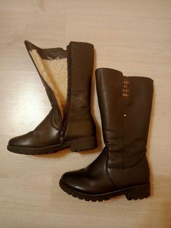 Чоботи шкіра, чобітки, обувь,взуття, сапоги кожа