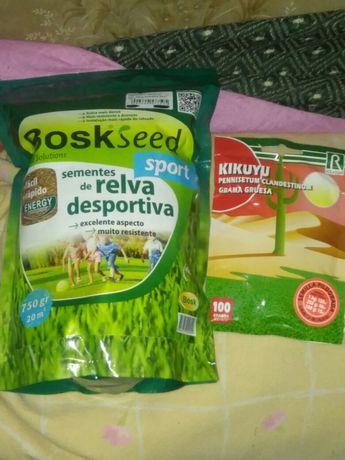 Sementes de Relva Desportiva e produto de crescimento da Relva