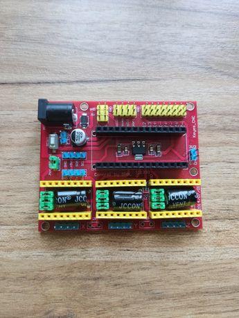 CNC Arduino nano ЧПУ станок a4988 v3 v4