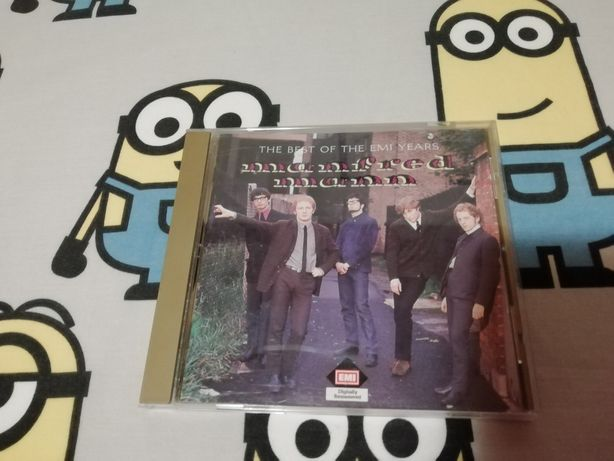 CD Manfred Mann, the best of EMI years
