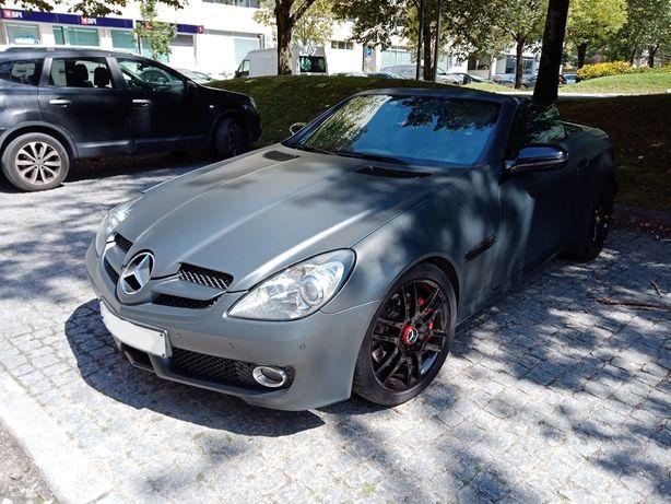 Vendo Mercedes SLK 200 Cabrio