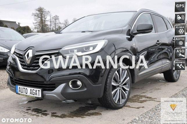 Renault Kadjar nawi*pół skóra*130ps*bose*4x4*full led*nowe opony