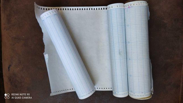 Бумага для рисования в рулонах