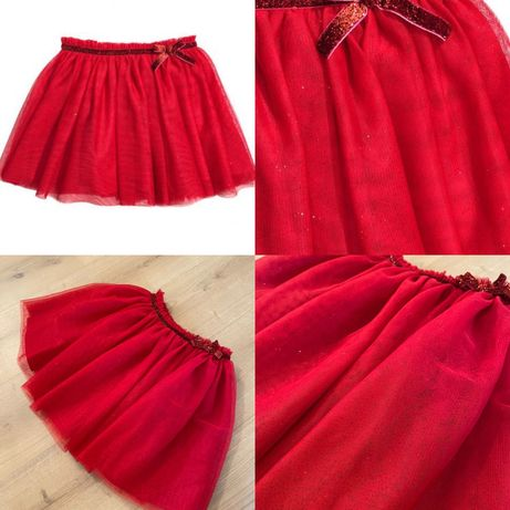 HM юбка пышная на девочку 7-8 лет, 128 рост
