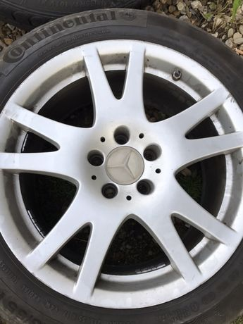 Диски  5/112 r 17 Мерседес Mercedes диски титанові