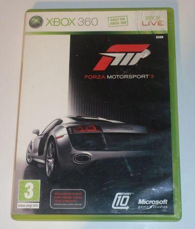 Forza motorspor 3 Xbox 360