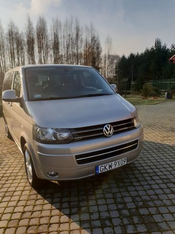 VW Multivan T5 2.0TDI - Salon Polska