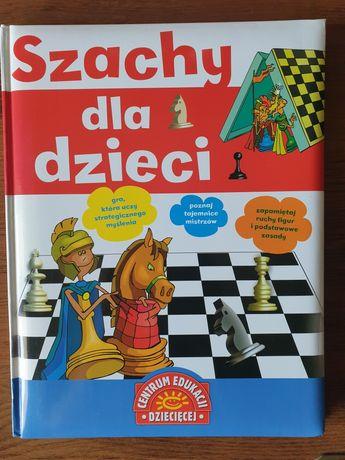 """Książka ,,Szachy dla dzieci"""""""