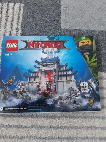Lego Ninjago Movie 70617 Świątynia broni ostatecznej