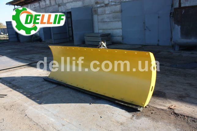 Отвал снегоуборочный на трактор Т 150, ХТЗ Dellif 3000-5