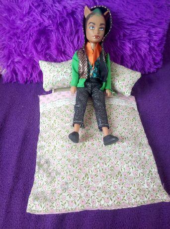 Лялька Монстер Хай хлопчик Клод з ліжечком