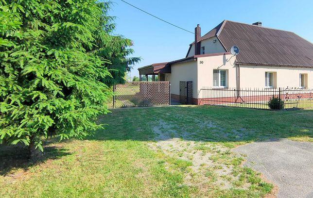 Dom na sprzedaż + budynek gospodarczy_Sokołowo Budzyńskie