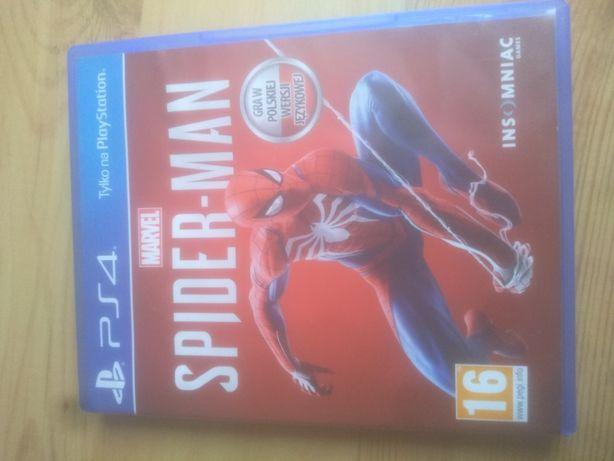 Marvel Spider-Man , gra w polskiej wersji językowej