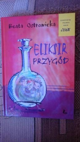 Eliksir Przygód Beata Ostrowicka