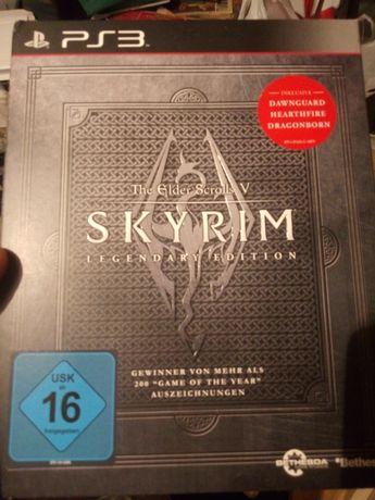 Skyrim Legendary Edition na PS3