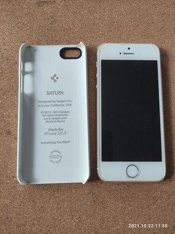 iPhone 5S uszkodzony