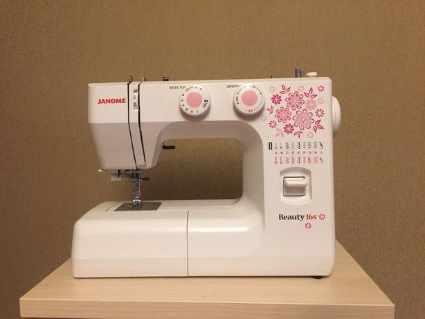 Швейная машинка Janome Beauty 16s