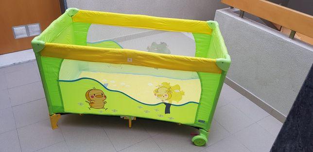 Cama de viagem ou parque de bebe
