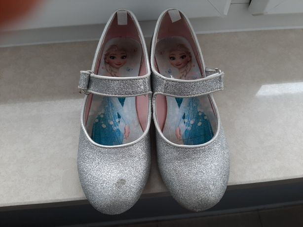 Buty obcasy dziecięce