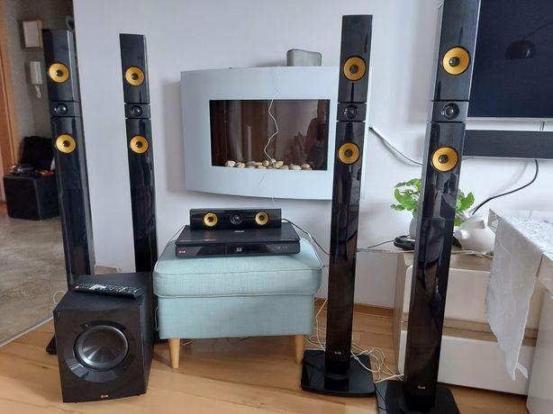 kino domowe LG blu-ray 3D home cinema system