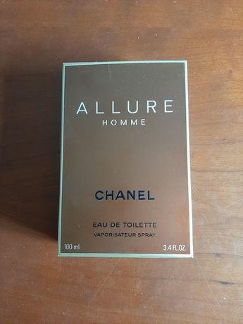 Caixa perfume Allure Chanel