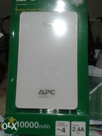 APC Bateria Mobile Power Pack 10000mAh Black