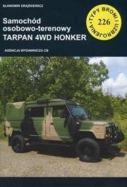 Samochód osobowo-terenowy TARPAN 4WD HONKER Autor: Drążkiewicz Sławomi